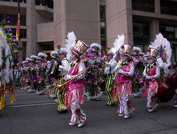 Mummers