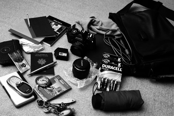 travel photography bag