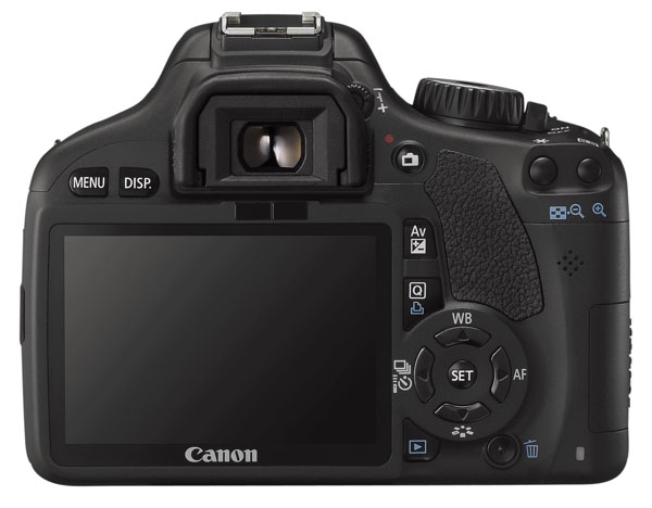Canon EOS 550D Review