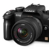 Panasonic Lumix G10: A Compact Digital SLR Alternative