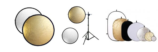 Using a Simple Portable Reflector