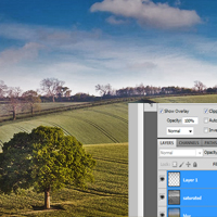 Quick Tip: Producing a HDR Style Vignette in Photoshop