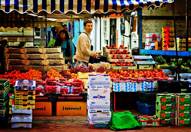 market photography