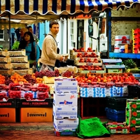 A 10 Step Guide to Creative & Colourful Market Photography