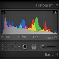 Mastering the Histogram in Adobe Photoshop Lightroom