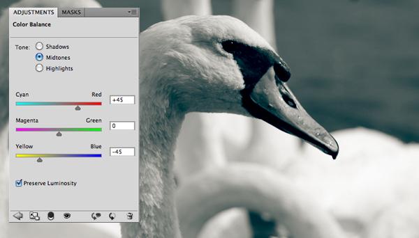 Split Toning в Photoshop *