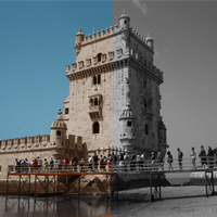 Using Photoshop to Colour a Black & White Photo From Scratch