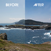 Quick Tip: Replicate a Graduated Neutral Density Filter in Photoshop