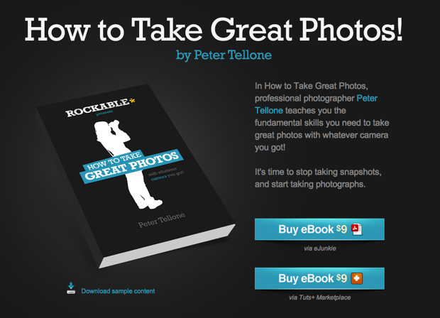photography beginners book