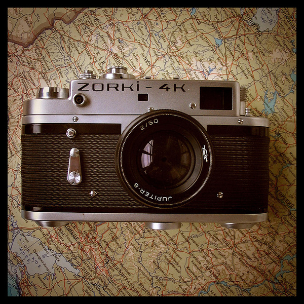 Camaras de Fotos Antiguas [ Mas de 100 Imagenes ]