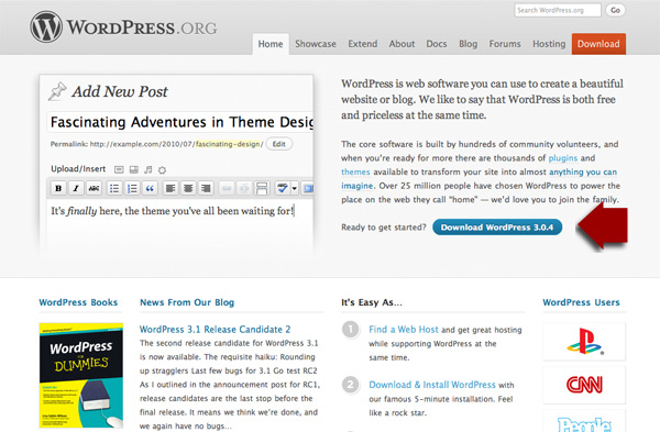 wordpress for photographers