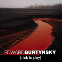 Edward Burtynsky on Manufactured Landscapes