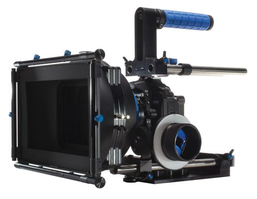 DSLR camera rig