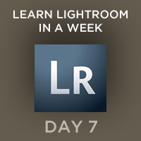 Learn Lightroom in a Week &#8211; Day 7: Export and Publishing