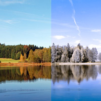 Creating an Infrared Effect using Photoshop