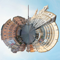 Quick Tip: Create Stunning Surreal Planets from Panoramic Photos