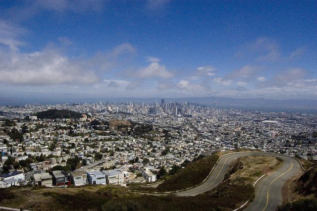 Espectaculares Fotos asombrosas de paisajes urbanos