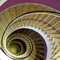 50 Superb Photos of Paths and Stairways