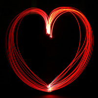 Quick Tip: Show Your Valentine Love with Light Painting