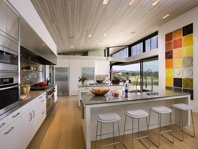 Espectaculares 30 fotografias dise o interiores taringa for Kitchen designs modern homes