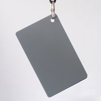 A Simple Solution to White Balance and Exposure: The 18% Gray Card
