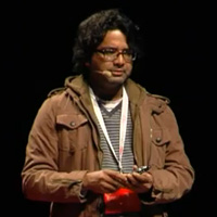 Bangladeshi Photography GMB Akash at TEDxO'Porto