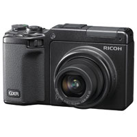 Ricoh GXR: An Inspired Piece of Design or Just Plain Crazy